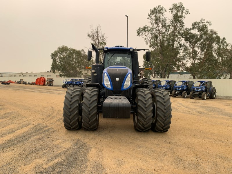 2020 New Holland T8.380 Image 8