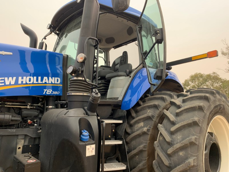 2020 New Holland T8.380 Image 9