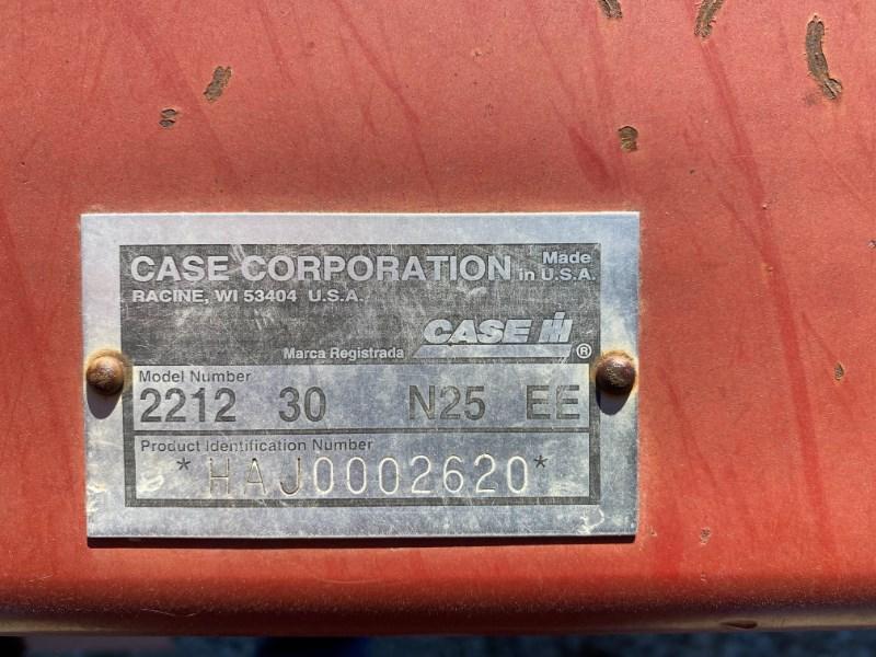 2001 Case IH 2212 Image 4