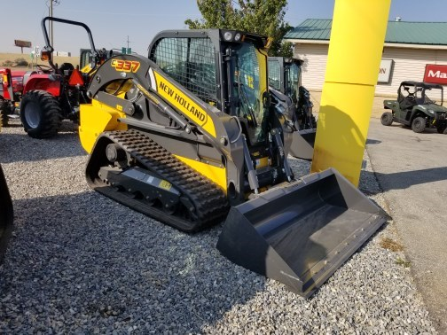 2020 New Holland C337 Skid Steer-Track For Sale
