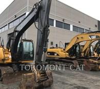 2012 John Deere 135D Thumbnail 3