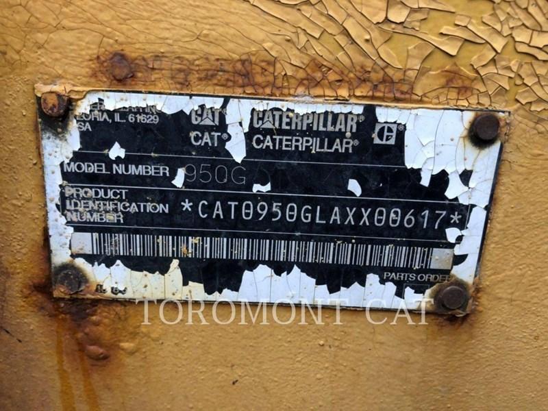 2004 Caterpillar 950GII Image 17