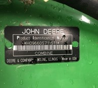 2005 John Deere 9660 STS Thumbnail 11