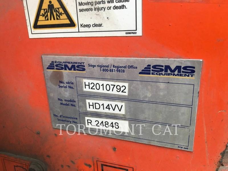 2012 Hamm HD14V Image 6