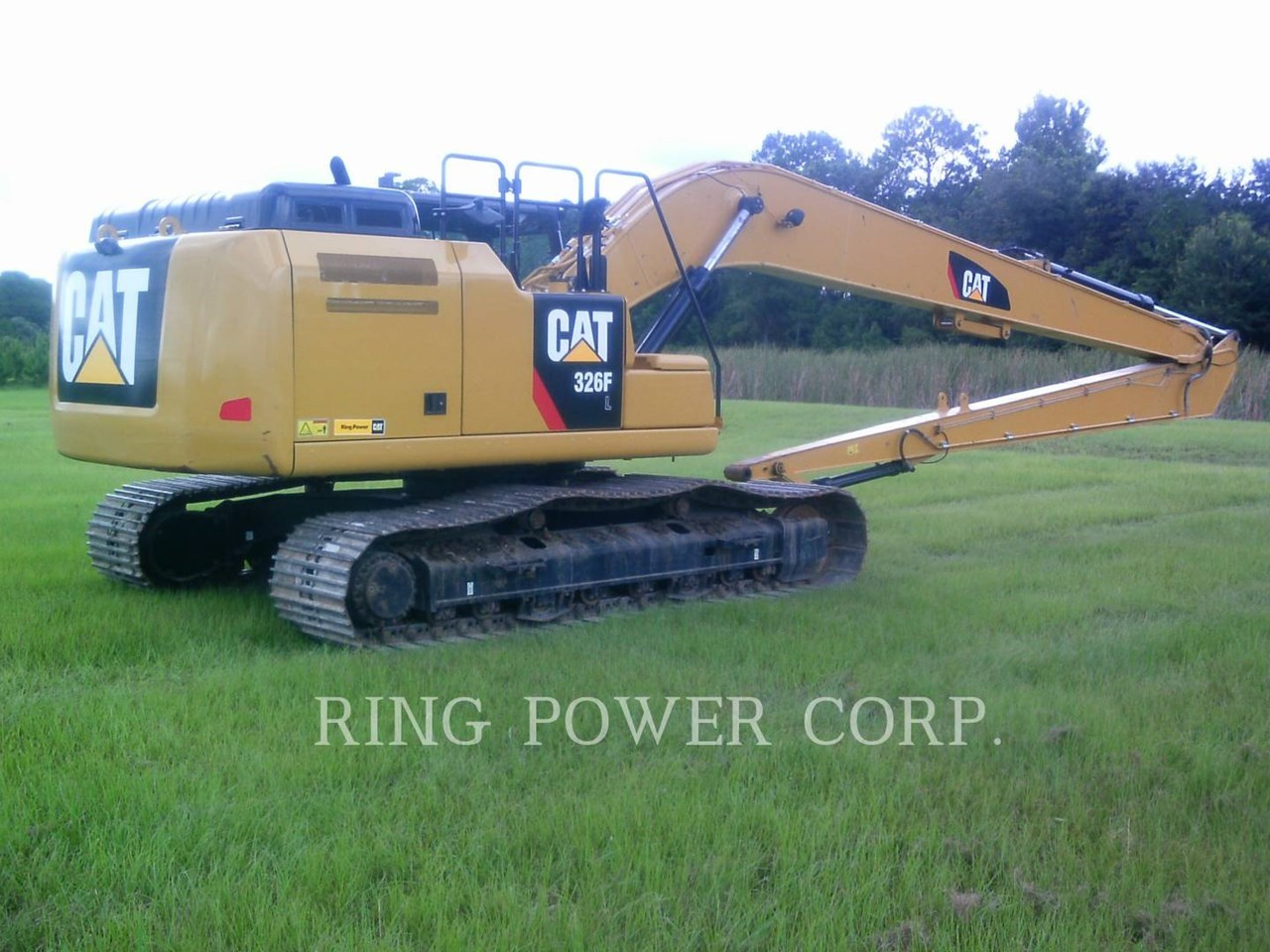 2019 Caterpillar 326LONG EW Image 4