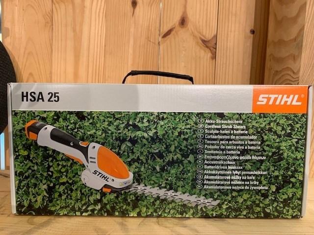 2020 Stihl HSA25 Image 1
