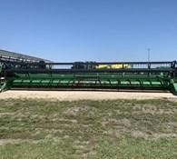 2018 John Deere 635F Thumbnail 2