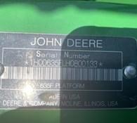 2018 John Deere 635F Thumbnail 21