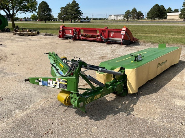 2017 Krone R 360 Disc Mower For Sale