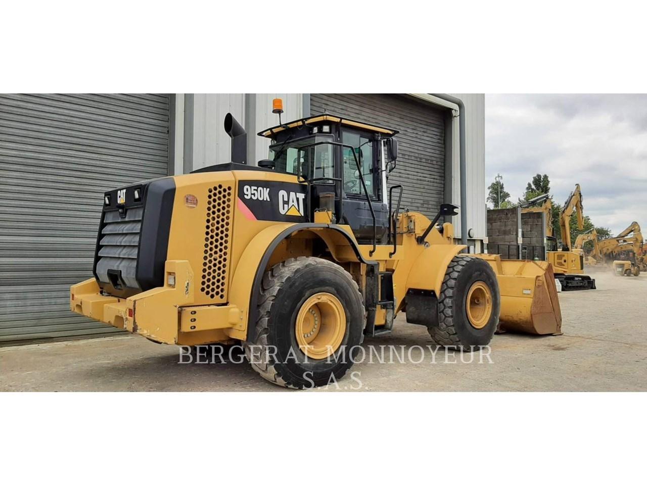 2012 Caterpillar 950K Image 3