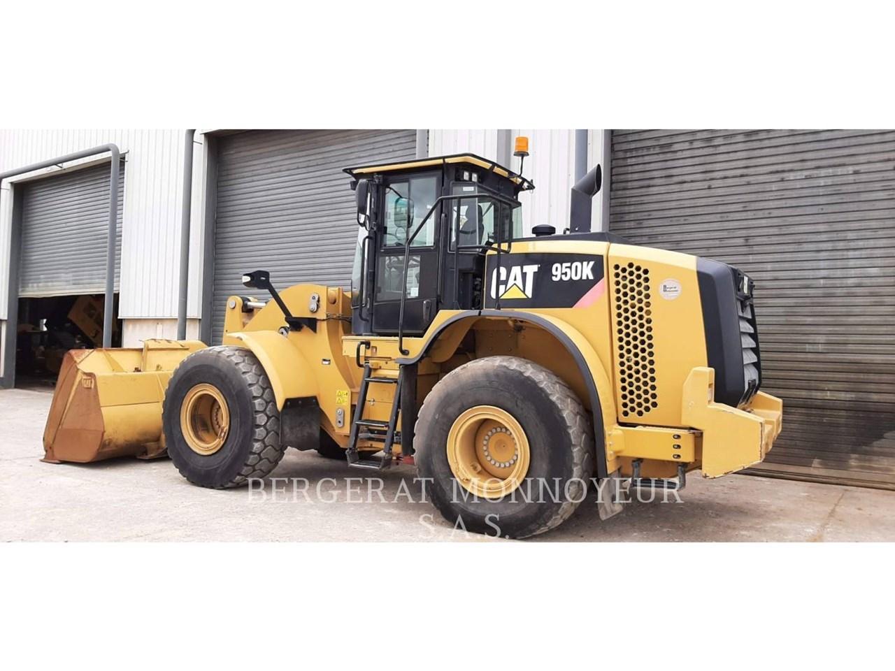 2012 Caterpillar 950K Image 4