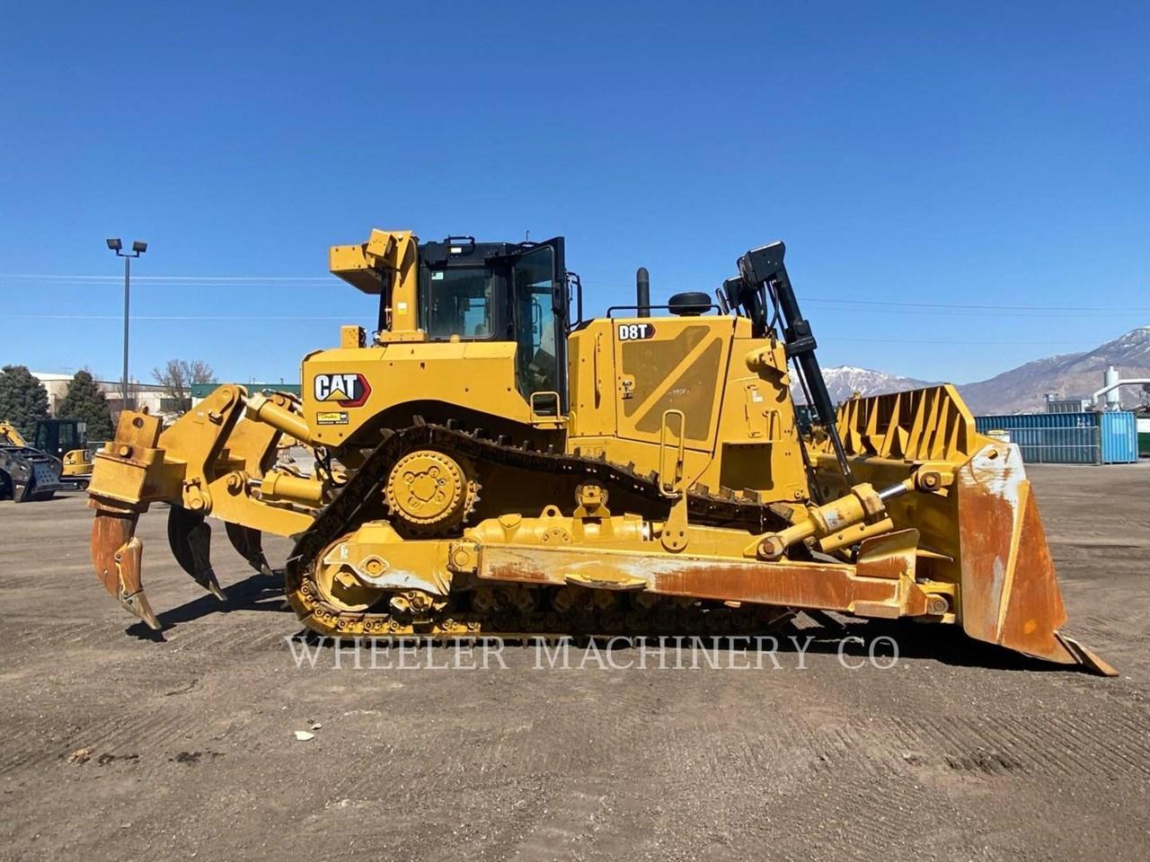 2020 Caterpillar D8T SU ARO Image 6