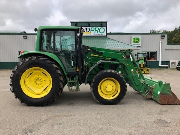 2009 John Deere 6430 Premium Tractor - Utility For Sale
