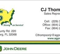 2021 John Deere 661R Thumbnail 12