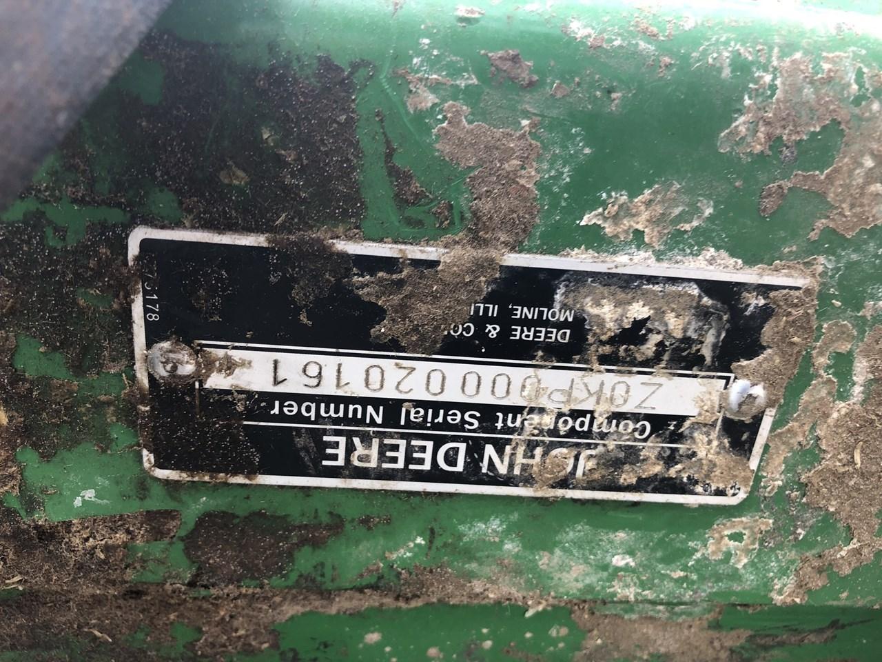 2015 John Deere 8000 WIDE BODY KERNEL PROCESSOR Image 5