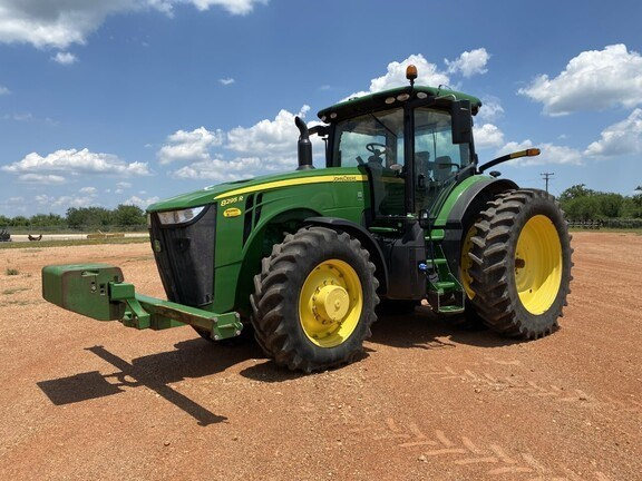 2018 John Deere 8295R Tractor - Row Crop For Sale