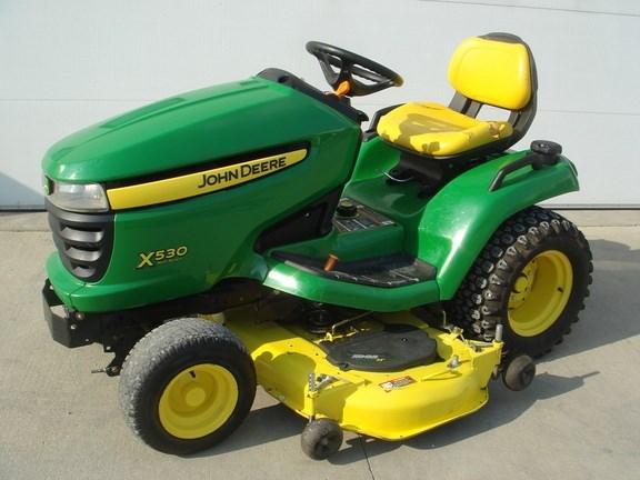 2013 John Deere X530 Riding Mower For Sale
