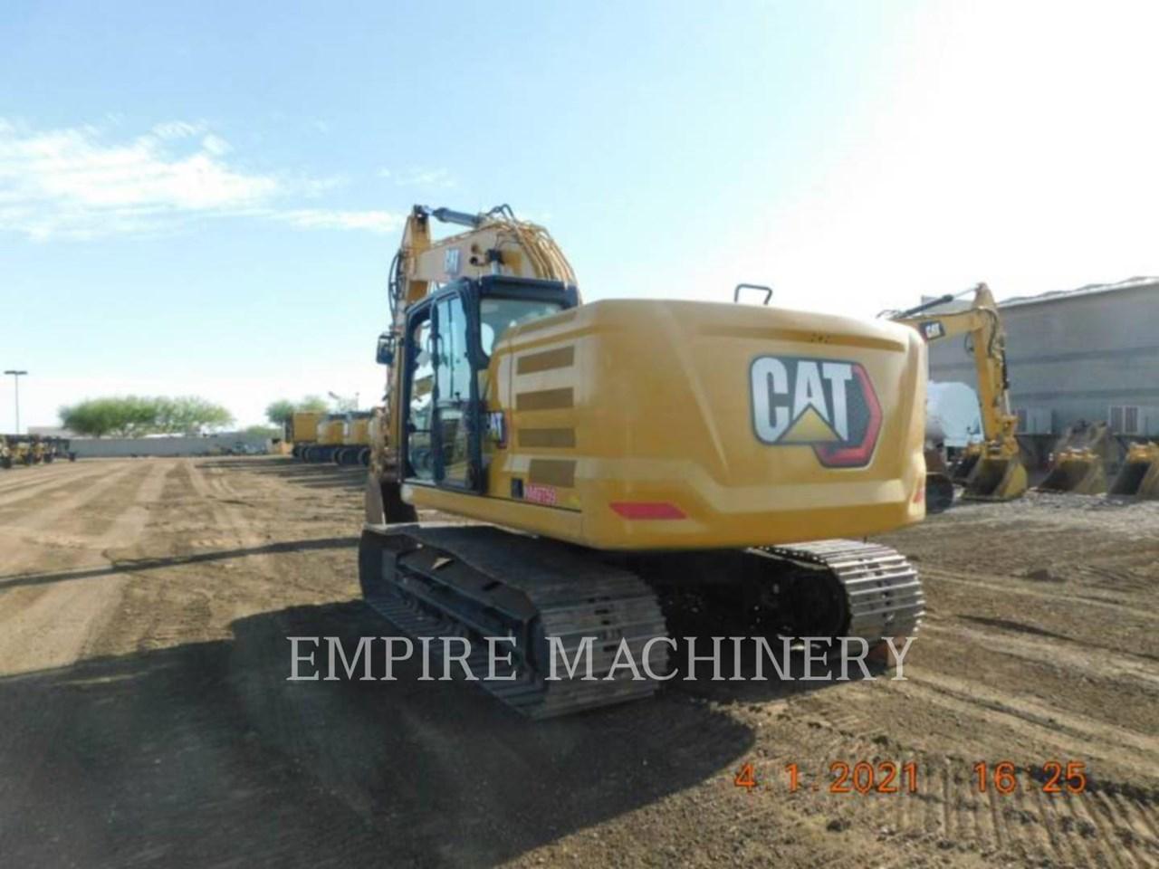 2020 Caterpillar 323-07   P Image 12