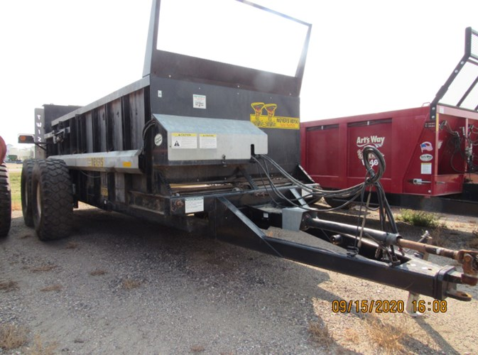 Meyers VB750 Manure Spreader-Dry For Sale