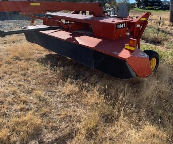 2007 New Holland 1441 Windrower-Pull Type For Sale