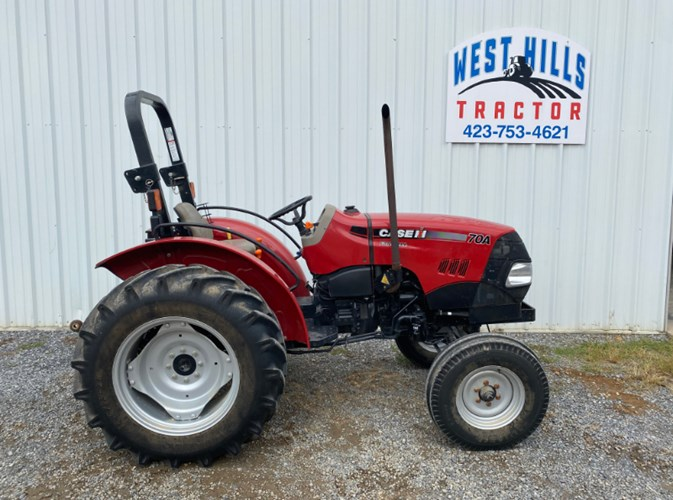 2015 Case IH Farmall 70A Tractor For Sale