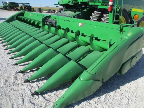2013 John Deere 618C Header-Corn For Sale