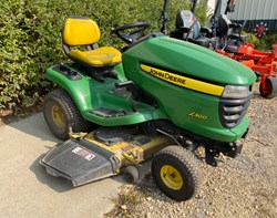 Riding Mower For Sale: John Deere X300