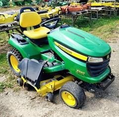 Lawn Mower For Sale 2008 John Deere X540 , 25 HP