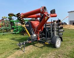 Grain Vac For Sale: 2015 REM Manufacturing VRX