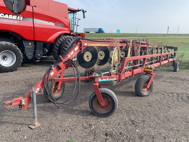 2013 Sitrex MK-16 Hay Rake-Wheel For Sale