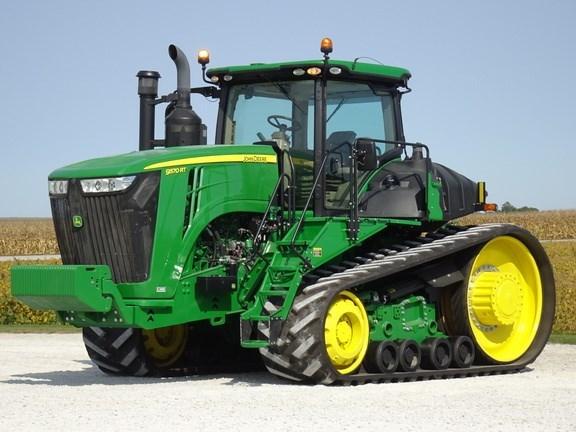 2017 John Deere 9570RT Tractor - Track For Sale
