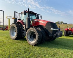 Tractor For Sale: 2016 Case IH MAGNUM 310, 310 HP