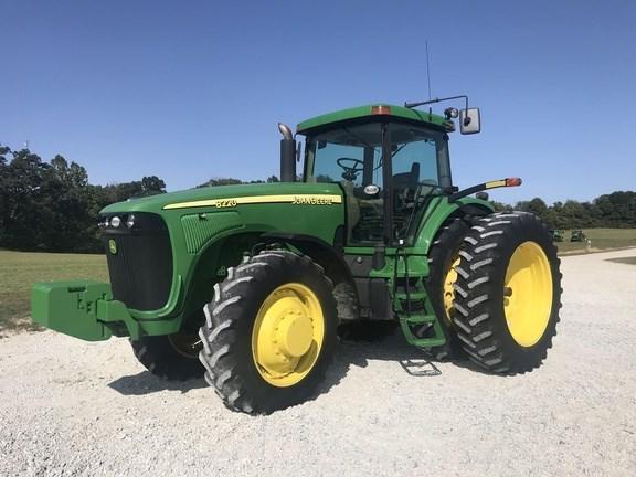 2005 John Deere 8220 Tractor - Row Crop For Sale