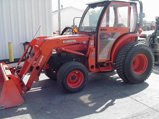 Kubota L3130HST Tractor - Compact For Sale