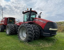 Tractor For Sale: 2011 3D-P Technology Steiger 500HD, 500 HP