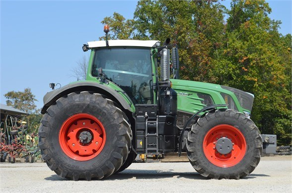 2014 Fendt 930 VARIO TMS Tractor For Sale