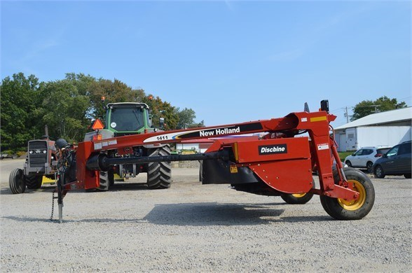 2006 New Holland 1411 Windrower-Pull Type For Sale