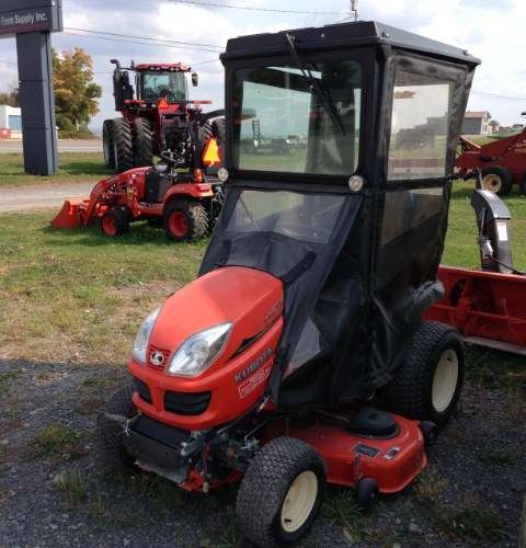 2018 Kubota GR2020G3-48 Riding Mower For Sale