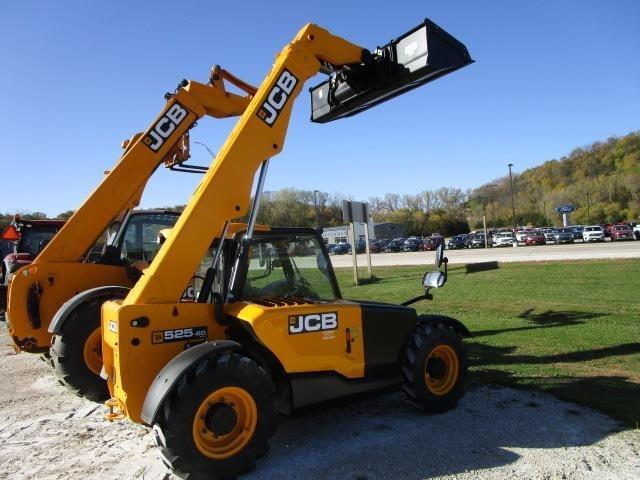 2020 JCB 525-60 Agri Plus Telehandler For Sale