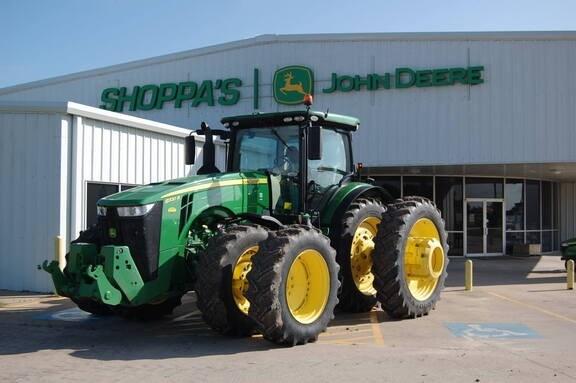 2018 John Deere 8320R Tractor - Row Crop For Sale