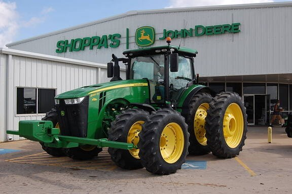 2018 John Deere 8320R Tractor - Row Crop For Sale