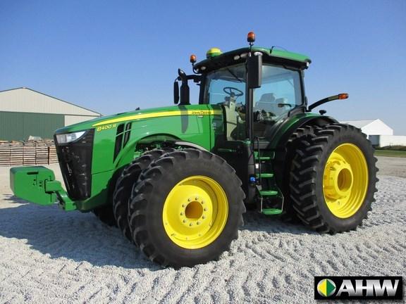 2018 John Deere 8400R Tractor - Row Crop For Sale