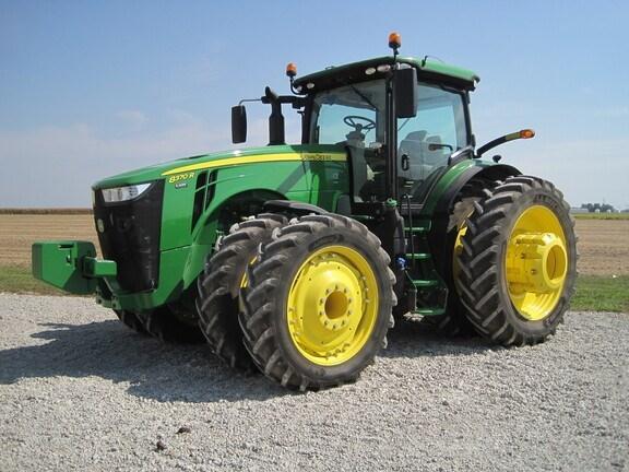 2018 John Deere 8370R Tractor - Row Crop For Sale