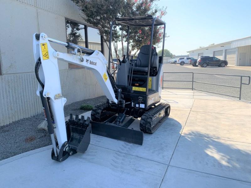 2021 Bobcat E20 Excavator-Track For Sale