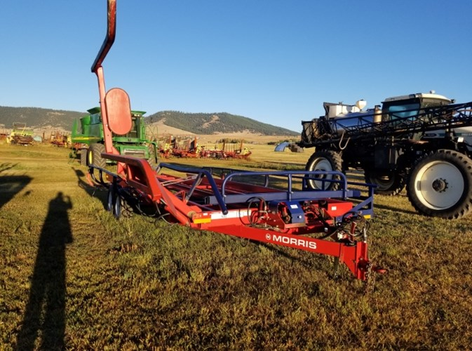 Morris 881 Bale Mover-Pull Type For Sale