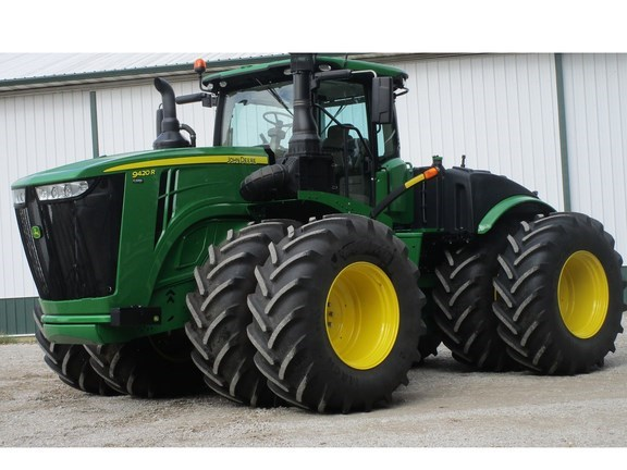 2019 John Deere 9420R Tractor - 4WD For Sale