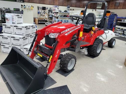 2020 Massey Ferguson GC1723E Tractor For Sale