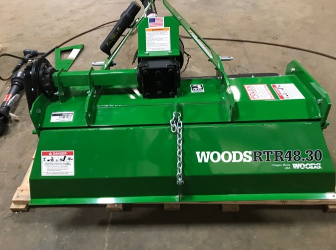 2020 Woods RTR48.30 Tillage For Sale