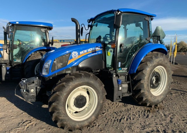 2020 New Holland POWERSTAR 120 Tractor For Sale