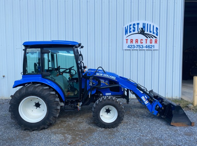 2017 New Holland Boomer 47 Tractor For Sale